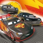 Puzzle Ravensburger - Cars Aventura Pe Sosea, 3X49 Piese