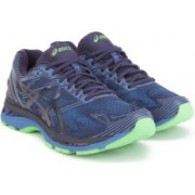 Asics GEL-NIMBUS 19 LITE-SHOW Running Shoes For Men(Blue)