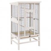 Jaula Ferplast Bella Casa para pájaros - 83 x 67 x 153 cm (L x An x Al)