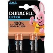 Duracell Blister de 4 Duracell Ultra Power AAA (MX2400B4)