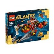 Lego Atlantis Deep Sea Raider Building Set