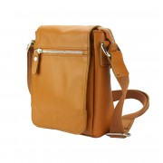 Florence Leather Market Messenger Camillo in pelle morbida (B034)