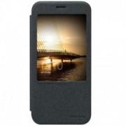 Husa Huawei G8, GX8 Nillkin Sparkle S-View Flip Gri