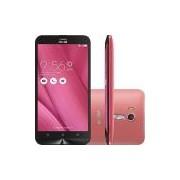 Smartphone Asus Zenfone Go Live Dual Chip Android 5.1 Tela 5.5 16GB 4G Câmera 13MP - Rosa