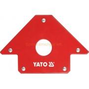Yato Hegesztési munkadarab tartó 102x155x17mm (YT-0864)