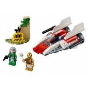 Lego Конструктор Lego Star Wars 75247 Звёздный истребитель типа А (4+)