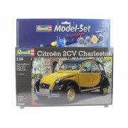 Revell Model Set Citroën 2CV Charleston autó makett revell 67095
