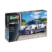 Revell modell szett Porsche 934 RSR Martini autó makett 67685
