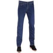 Mac Hose Ben Stretch Stonewash Dark H108 - Blau W 31 - L 32