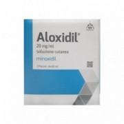Idi Farmaceutici Aloxidil 3 Flaconi da 20 mg - Trattamento dell'alopecia androgenica