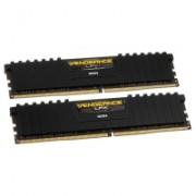 Corsair Vengeance LPX DDR4 PC4-27200, 3.466 MHz, C16, Nero - Kit 16GB (2x 8GB)