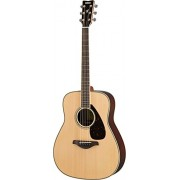 Yamaha Acoustic Natural Guitar (FG830)