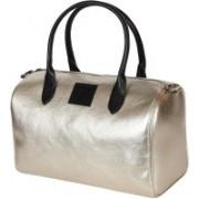 Vamsum MC Queen Small Travel Bag - Medium(Silver, Gold)