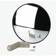 Westfalia Sicherheitsspiegel / Verkehrs- und Überwachunsspiegel - sicher aus der Garage - 36 cm
