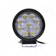 Ledes fényszóró Off Road 10V-30V 24W LED