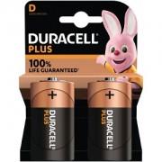 Duracell Plus D-storlek (2-pack) (MN1300B2)