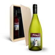 YourSurprise Luc Pirlet - Chardonnay et Merlot