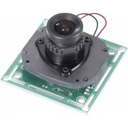 Cameră video PCB 720 x 576 pixeli 12 V/DC Conrad Components BC-713