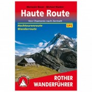 Bergverlag Rother Haute Route Guide escursionismo