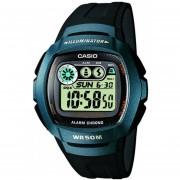 Reloj Casio W-210-1B-Azul