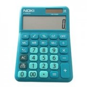 Calculator 12 digit NOKI H-CS001M albastru-turcoaz