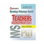 Navodaya Vidyalaya Samiti Teachers Recruitment Test (For Pgts)