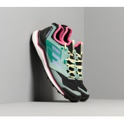 adidas Terrex Agravic XT Core Black/ Light Purple/ Glow Green