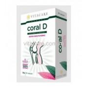 Coral + vitamina D, 30 capsule