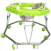 Oh Baby Baby Steel Pipe Parrot Color Walker For Your Kids SE-W-08