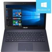 Ultrabook Asus ZenBook UX301LA Intel Core i5-5200U 256GB 8GB Win10 WQHD Touch Blue