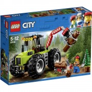 LEGO® CITY 60181 Šumarstvo traktor