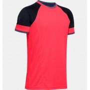 Under Armour Jongenstrainingsshirt UA Challenger II - Boys - Red - Grootte: YS