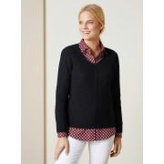 Walbusch Pullover Sternenstaub