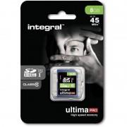 Card Integral UltimaPro SDHC 8GB Class 10