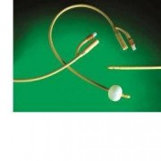 Farmacare Srl Catetere Uretrale Foley In Lattice Siliconato Ch18 Per Cateterizzazione Vescicale Prodotto In Lattice Medicale E Trattato In Silicone Nella Superficie Esterna