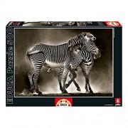 Educa Kids Zebras Puzzle (500-Piece)