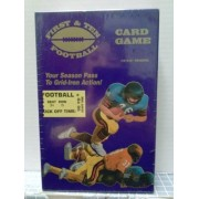 First & Ten Football Card Game by mind over matter games inc