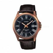 Casio MTP-1376RL-1BVDF reloj analogico - oro / negro (sin caja)