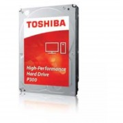 Disco Duro Interno 3.5 Toshiba 500gb 6gbps 7200rpm 64mb P300 - Rojo