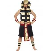 Costum carnaval barbati faraon autentic