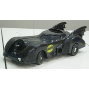 Toy Biz Batman Radio Control Batmobile RC Remote Controlled Car Vehicle 1989 Marvel Comics Collectible