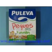 PULEVA PEQUES 8 CEREALES 600 202522 PULEVA PEQUES PAPILLA 8 CEREALES - (600 G )