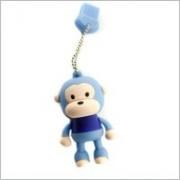 Yes Celebration Blue Monkey 4 GB Pen Drive(Blue)