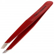 Tweezerman Brows Slant Tweezers Signature Red