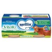 Mellin spa Omo Mellin Vitello 2x 80g