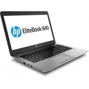 HP Hewlett-Packard HP Elitebook 840 G1 Intel Core I7-4600U 2.10GHz,8GB, 128GB SSD Touch