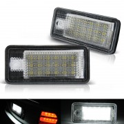 Pack LED plaque immatriculation AUDI RS4