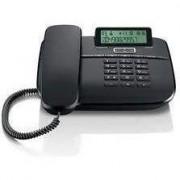 Telefon fix cu fir gigaset DA 610 Negru