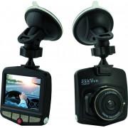 Denver Dashcam mit 2,4 LCD Display, HD Videoauflösung und Halterung