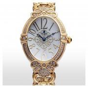 Louiwill Momentos Especiales Genuina Relojes De Cuarzo Elegante Personalidad Mujeres De La Moda Reloj De Manera Sencilla Ocasional De La Pulsera Del Reloj De Pulsera (oro)